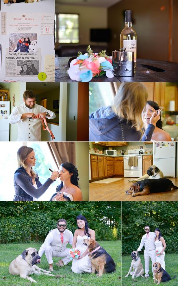 1-wedding photographer mount vernon Ohio