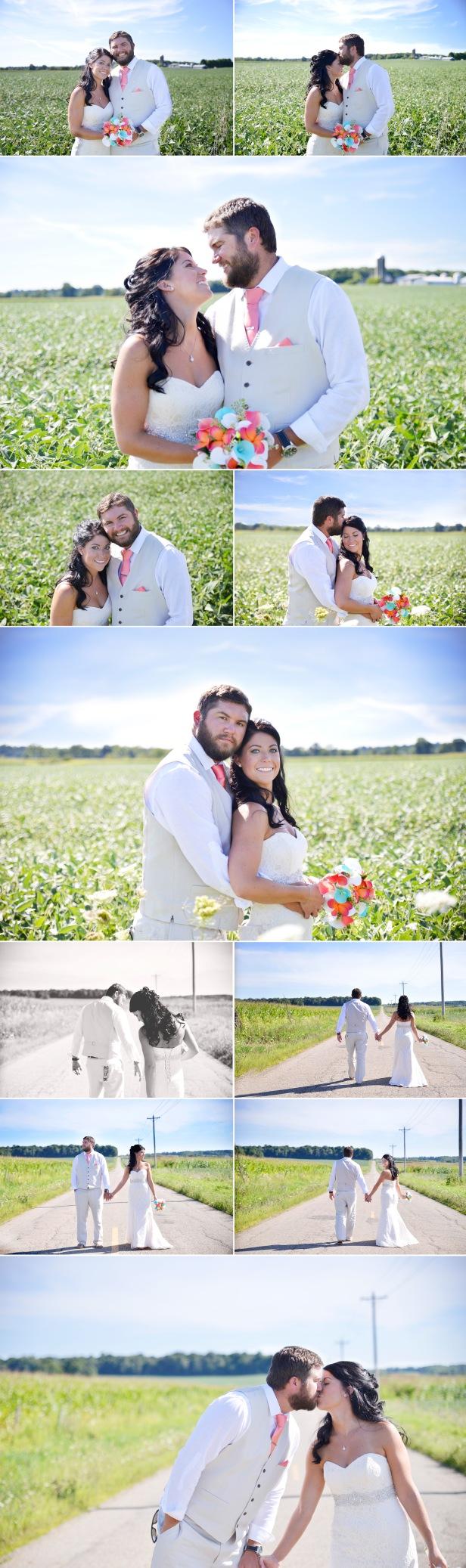 2-country wedding mount vernon Ohio