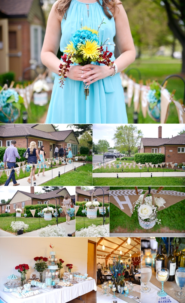 7-American League Wedding Westerville, OH