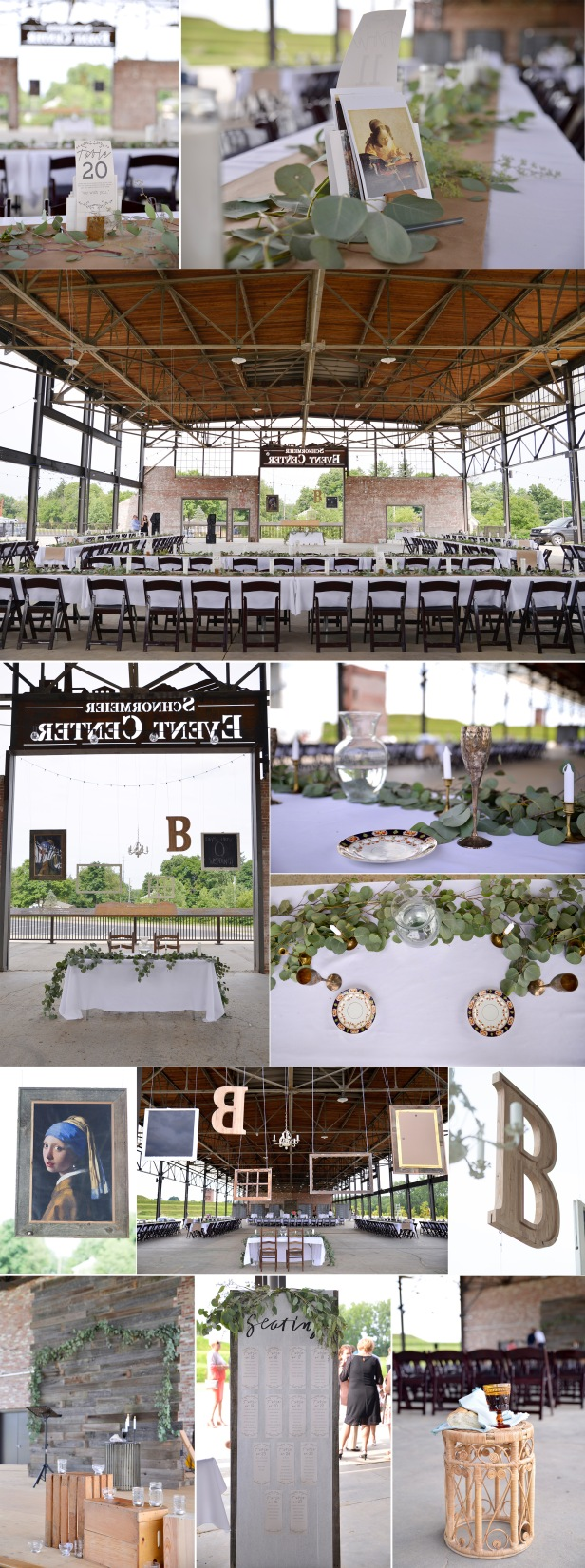 7-wedding in event center foundation park mt vernon ohio