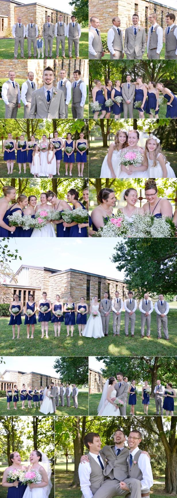 3-bridal party