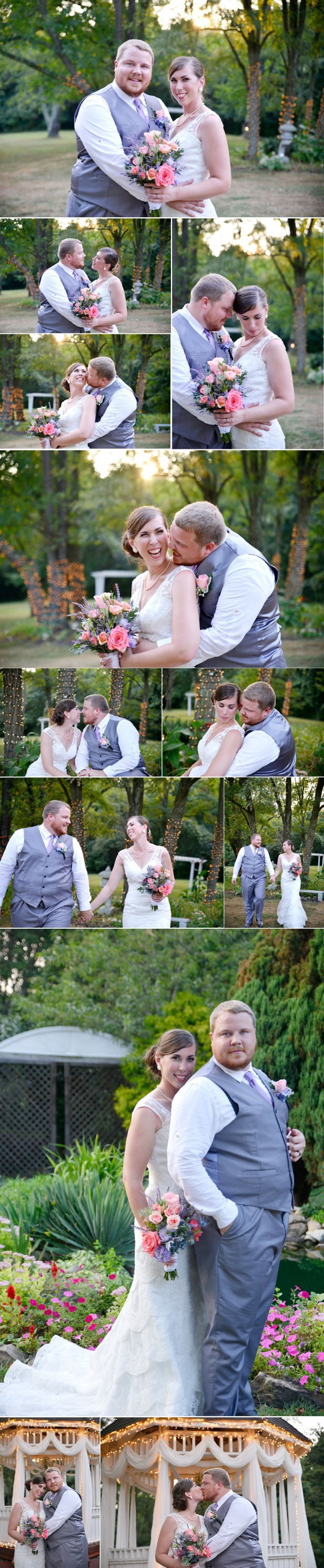 5 bride and groom cheers chalet lancaster ohio wedding