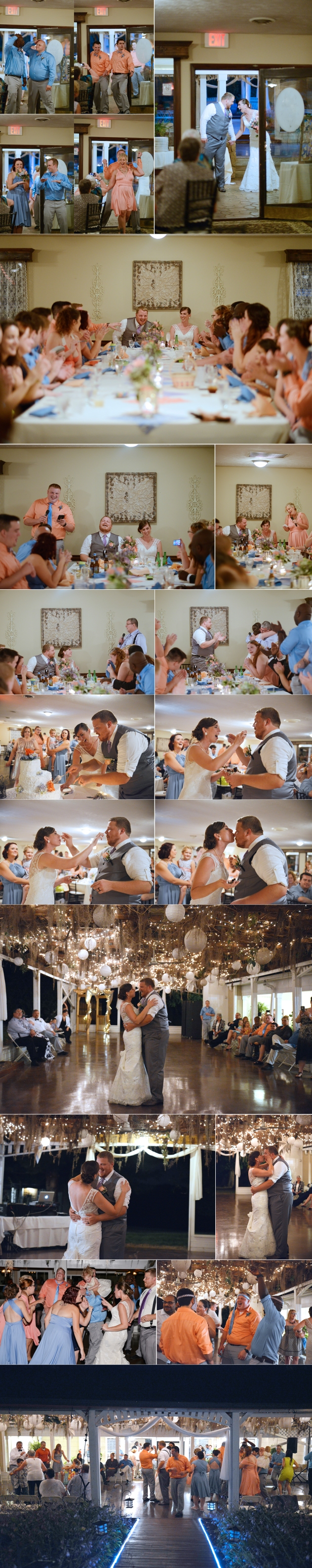 7 Cheers Chalet Wedding Reception
