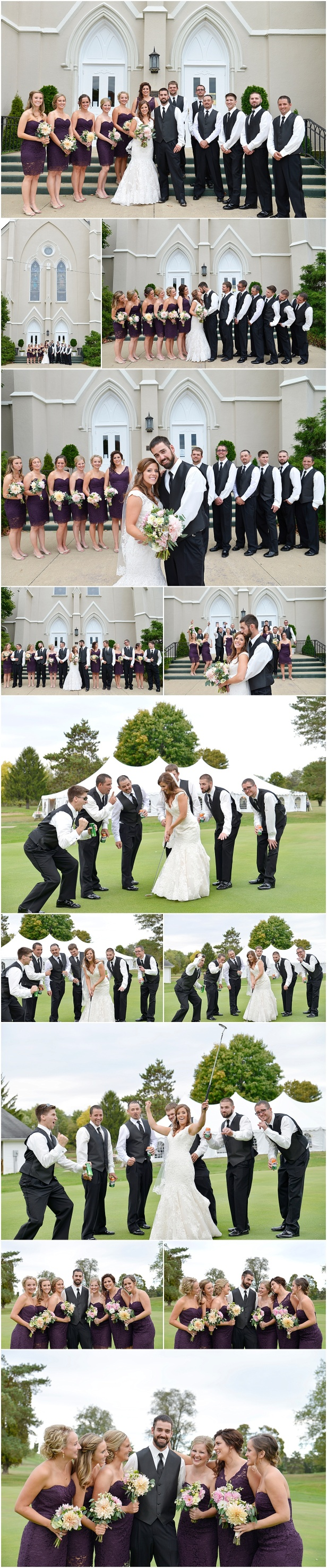 5_Hiawatha Golf Course Mount Vernon Ohio Wedding