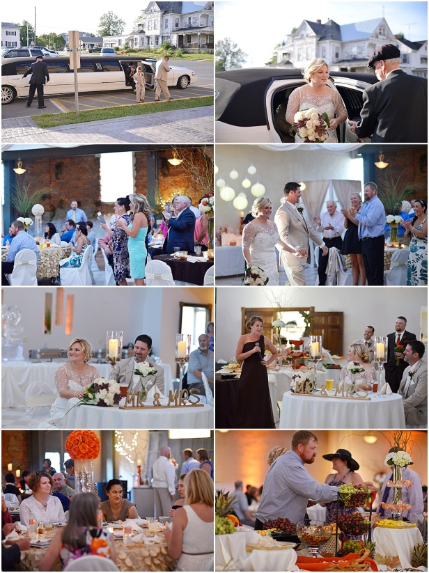 Hardin County Armory Wedding Reception