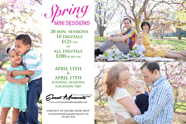 spring minis 16