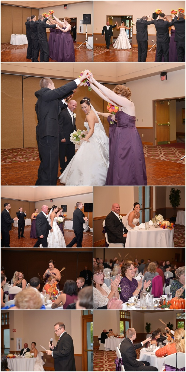 The Medallion Golf Club Wedding Reception