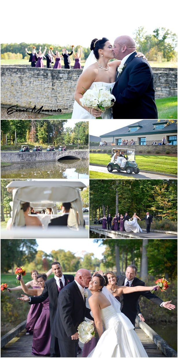 The Medallion Golf Club wedding westerville Ohio