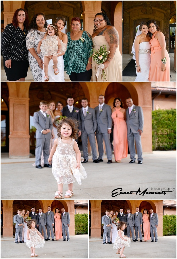 The club at Corazon Columbus Ohio wedding
