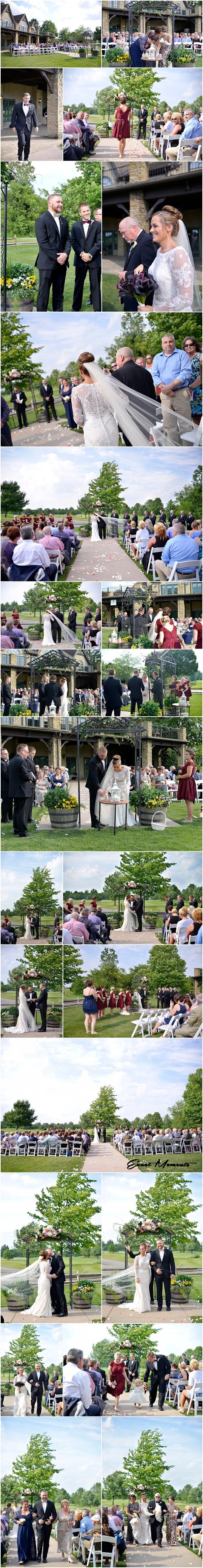 Royal American links Golf Club Wedding