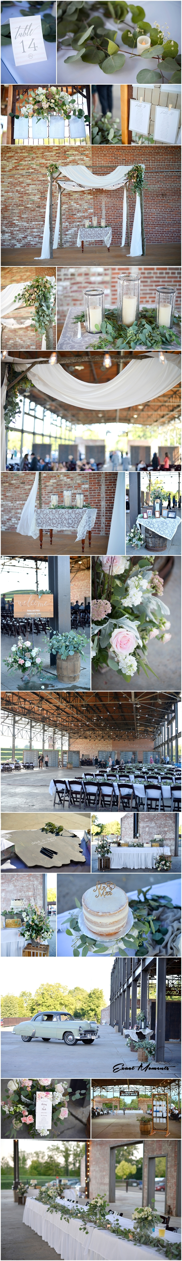 Ariel Foundation Park Wedding Ceremony Details