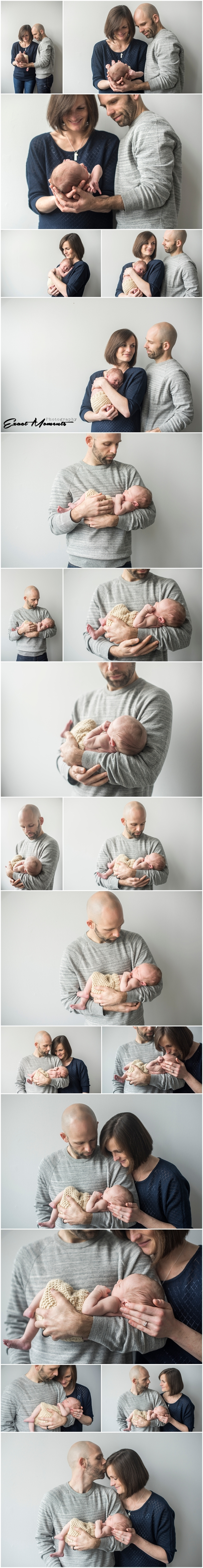 Newborn Photo Session Columbus Ohio