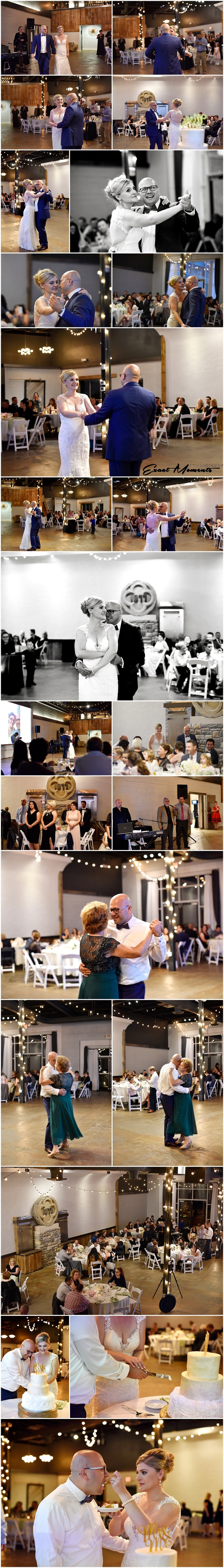 Vue downtown Columbus wedding