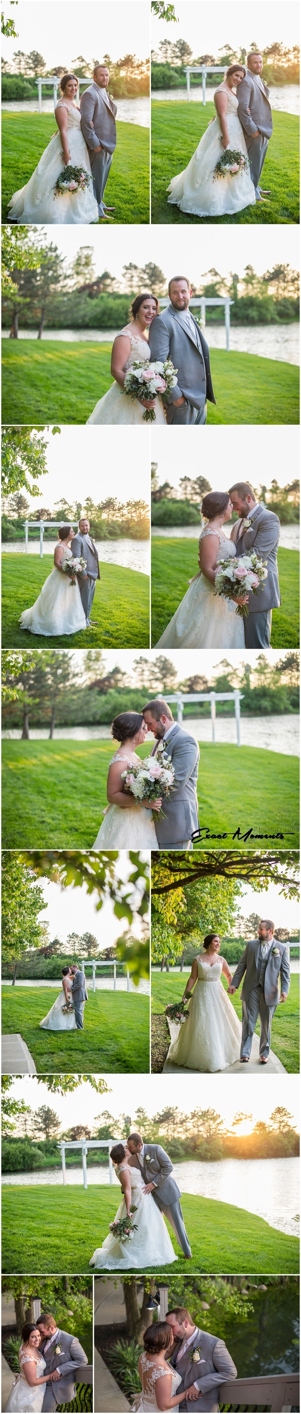 Watersedge Wedding Hilliard OH