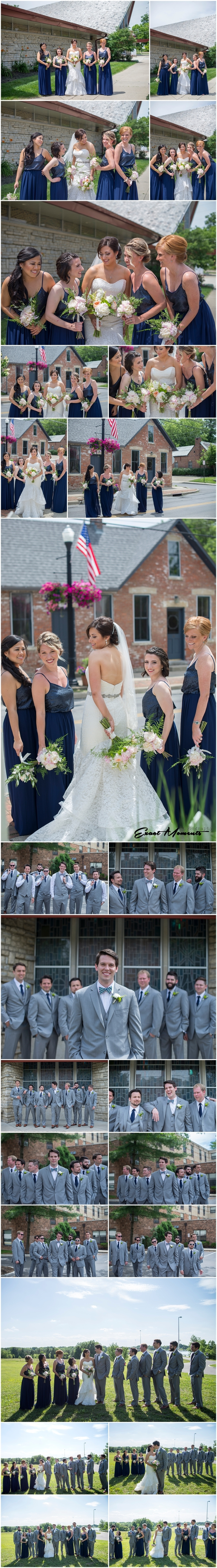 Wedding Photos in Westerville Ohio