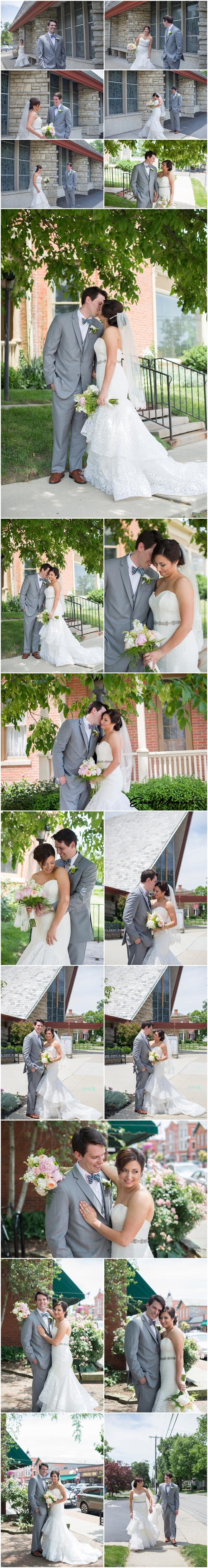 Westerville Wedding photography Columbus ohio