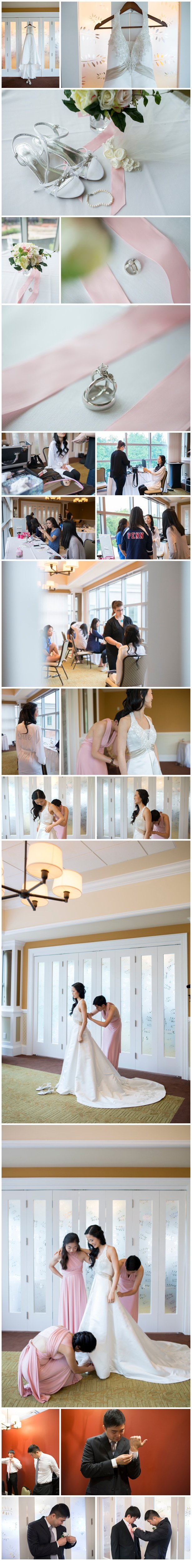 Gahanna Creekside Wedding