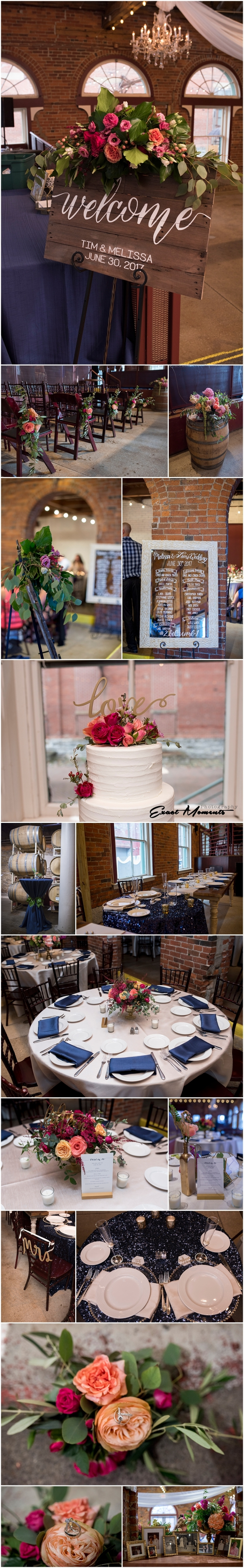 Via Vecchia Wedding Venue Columbus oHio