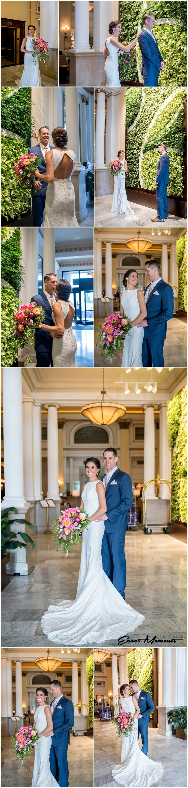 Westin Columbus Ohio Wedding