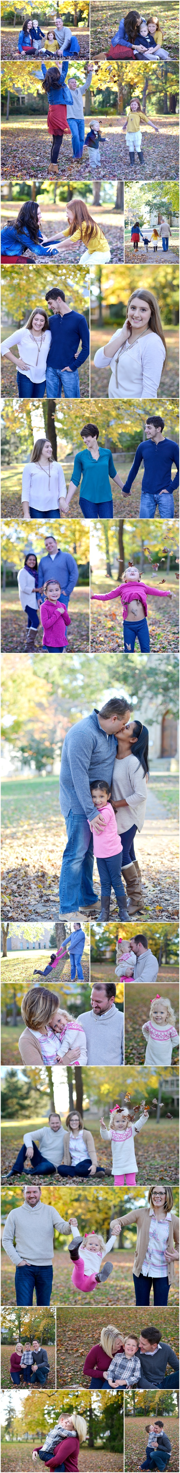 Fall Mini Photo Session Columbus Ohio