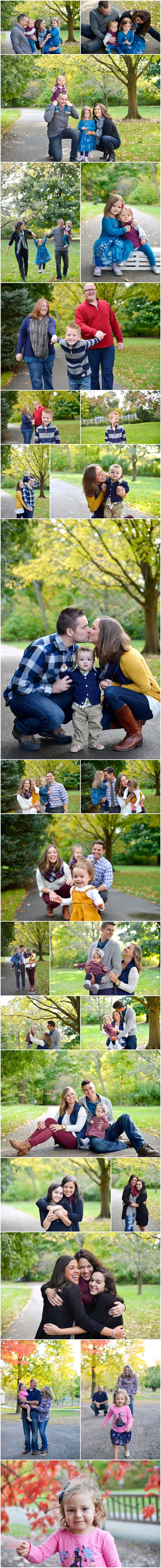 Fall Mini Session Columbus Ohio