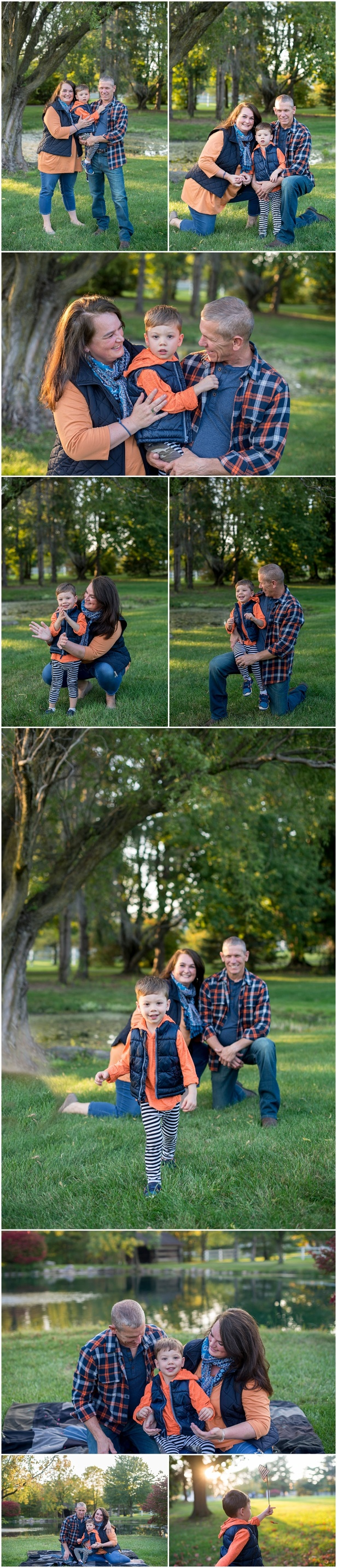 Family Photo Session Columbus Ohio