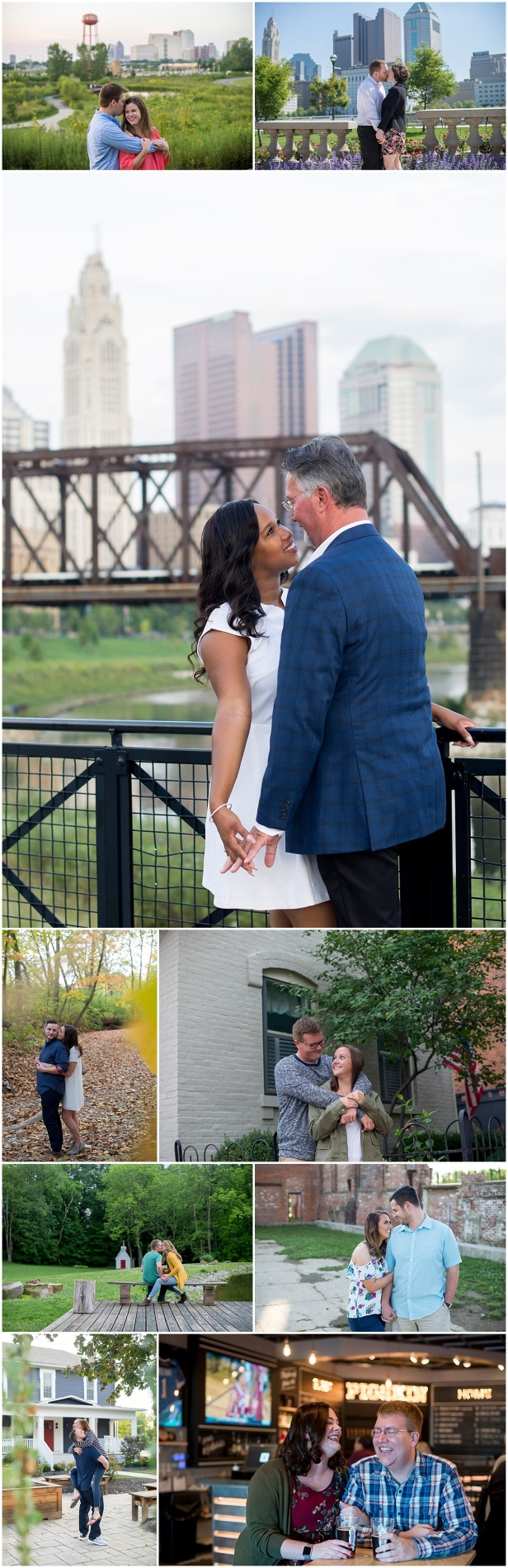 Engagement Photographers Columbus Ohio